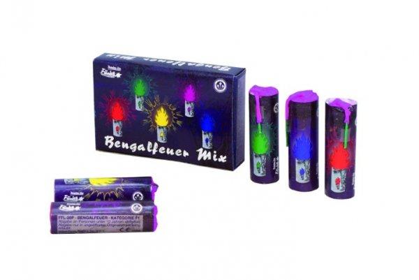 Funke Bengalfeuer 5 Farb Mix