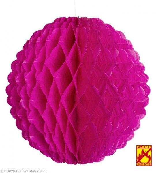 Großer Honeycomb in Mangenta Farbe