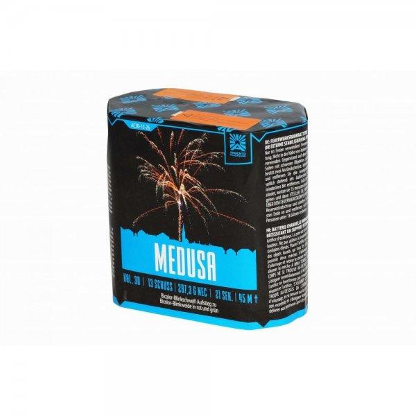 Medusa - 13 Schüsser von Argento Feuerwerk