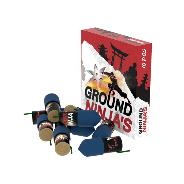 Ground Ninjas - Video