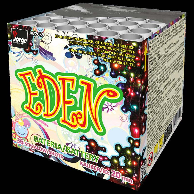 Eden - Jorge Feuerwerk