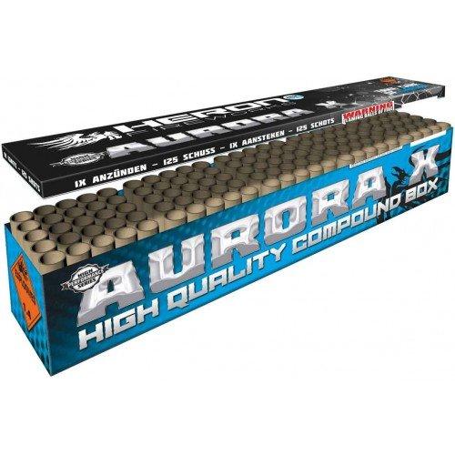 Aurora X - XXL Feuerwerk