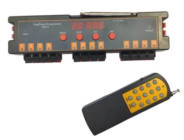 12 Kanal + Stepper DBR06-X12