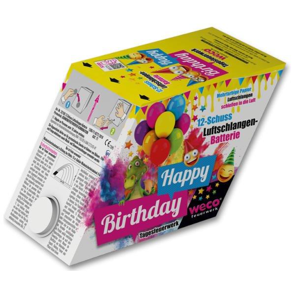 Happy Birthday Tagesfeuerwerk T1