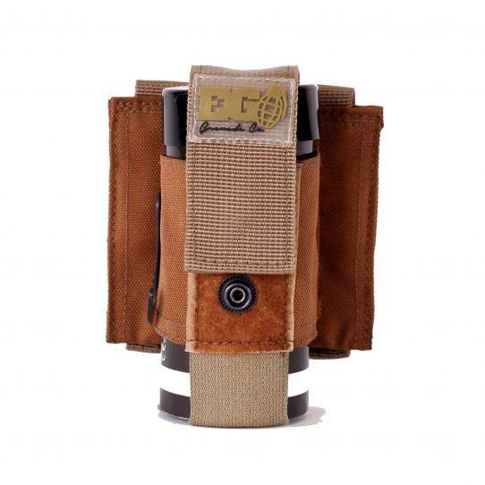 Tasche eine Rauchgranate Typ EG18