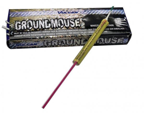 Ground Mouse - 10 Boden Heuler als Kinder und Jugendfeuerwerk
