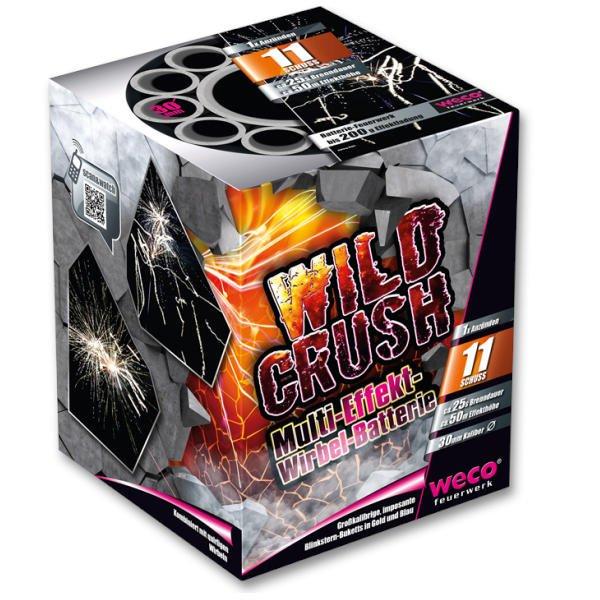 Wild Crush von Weco Feuerwerk