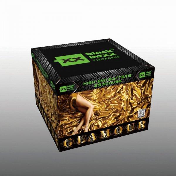 Glamour - XXL Batterie von Blackboxx Feuerwerk