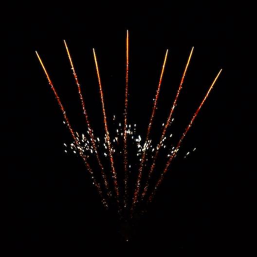 BF42s-2502 F3 Feuerwerk Tropic
