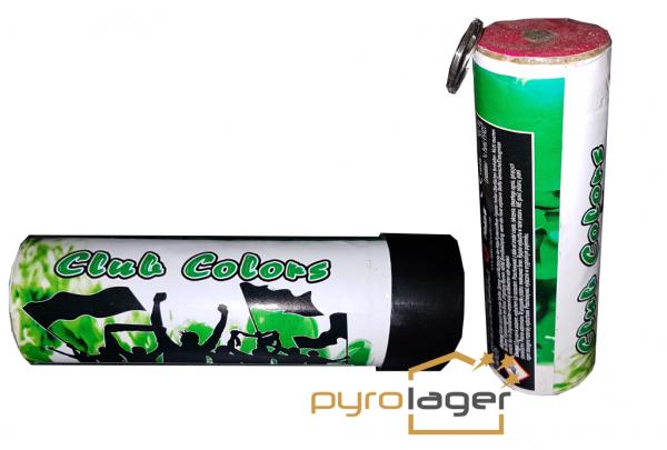Funke Rauchgranate grün