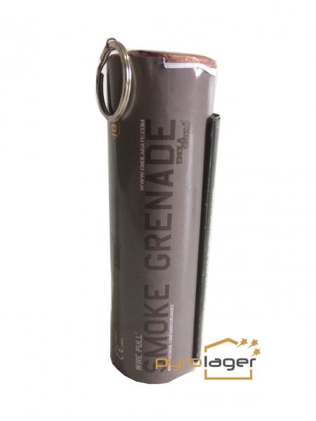 Enola Gaye - Rauchgranate Wire Pull schwarz