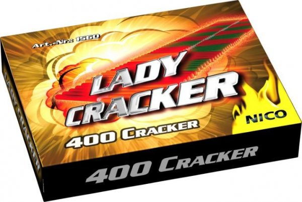 Lady-Cracker Knallketten
