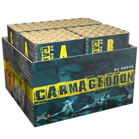 Carmageddon 90 Schuss Batterie