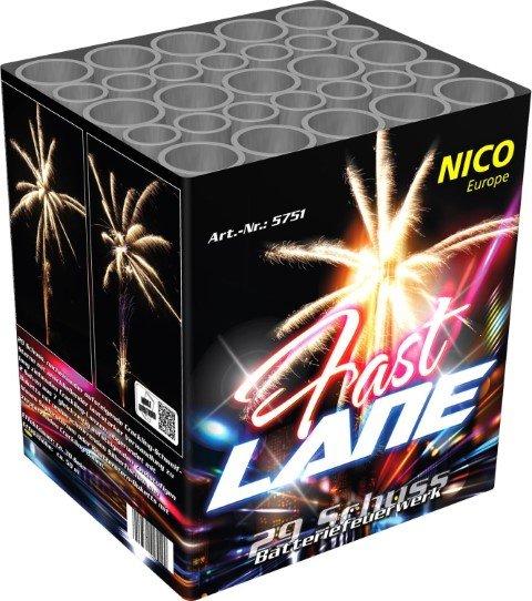Fast Lane - Crackling ohne Ende!