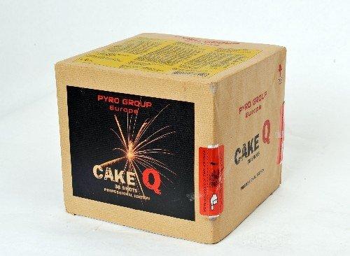 Cake Q von PGE