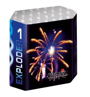 F3 Feuerwerk Exploder 1 - TB40