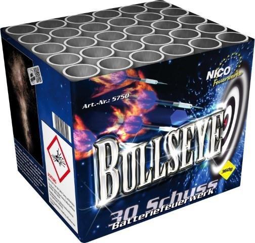 Bullseye von Nico- Aufsteigende Silberwirbel