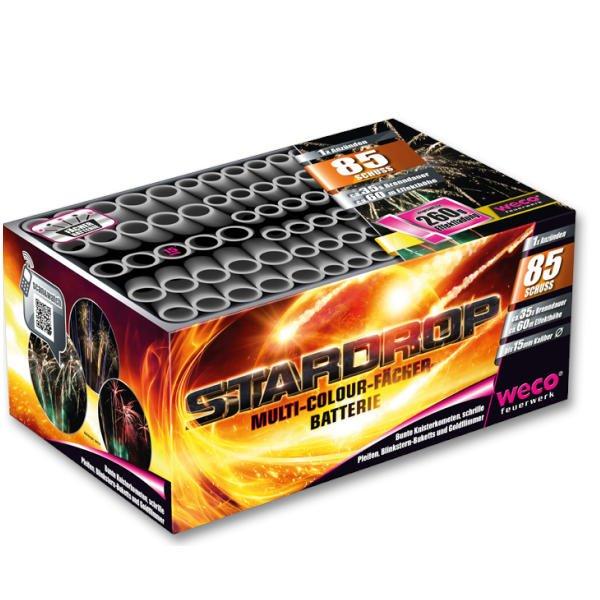 Stardrop von Weco Feuerwerk