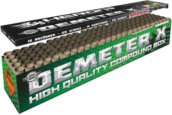 Demeter - XXL Feuerwerk