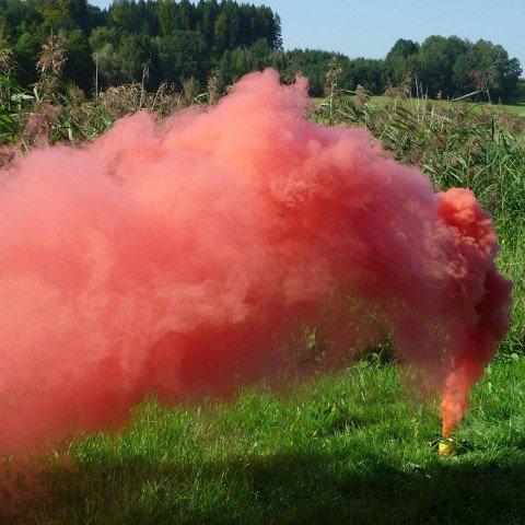 Mr. Smoke 2 - pink