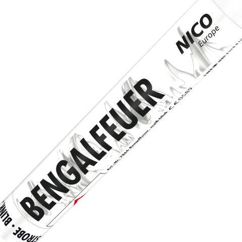 pyrolager.de - Nico bengalisches Feuer weiß strobe