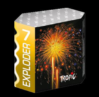 F3 Feuerwerk Exploder 7 - TB160
