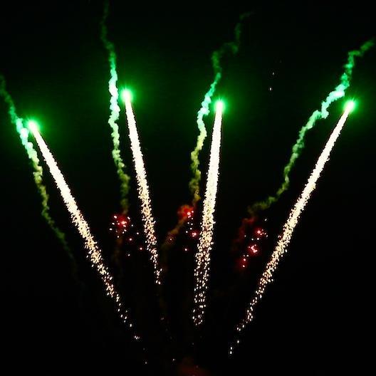 BF42s-2506 F3 Feuerwerk Tropic