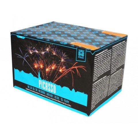 Picasso - Rasantes, farbenfrohes Feuerwerk aus dem Hause Argento