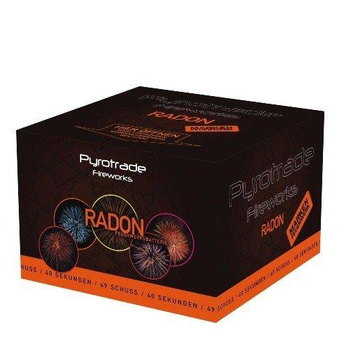 Radon - 49 Schuss Feuerwerk