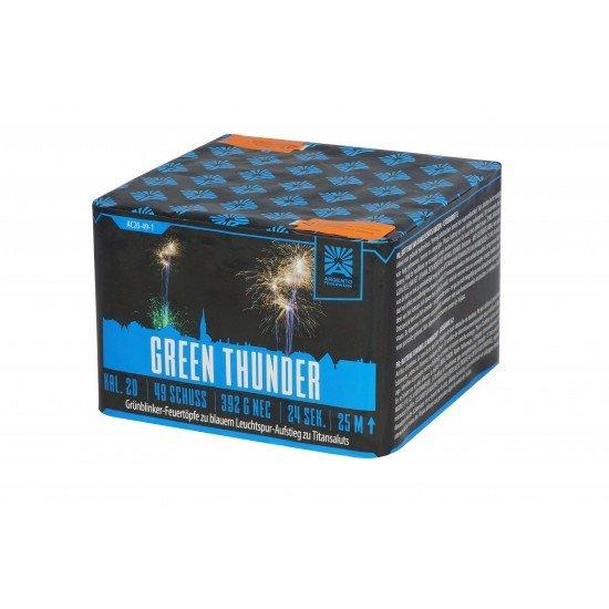 Green Thunder 1.4G - Titansalut Batterie von Argento