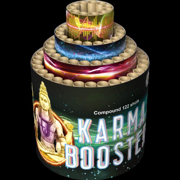 Karma Booster - mit 122 Schuss und gewaltigen Abmessungen eine Neuheit 2020 - Produktvideo
