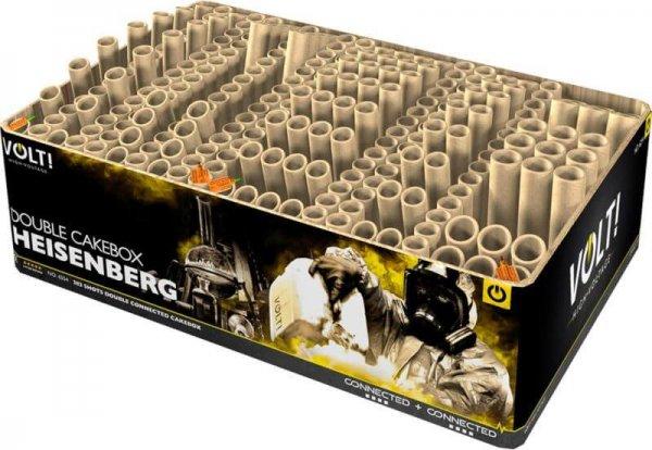 Heisenberg - Unglaubliche 236 Schuss, verteilt auf über 3,7 KG NEM aus der Volt! Reihe