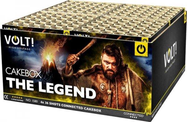 The Legend - Unglaubliche 144 Schuss mit einem irren Finale