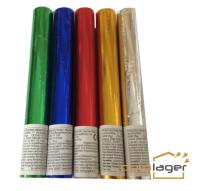 Bengalo Handfackel 5 Farb Set