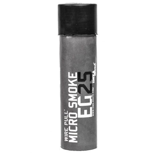 Enolagaye EG25 Micro burst Rauchgranate Schwarz