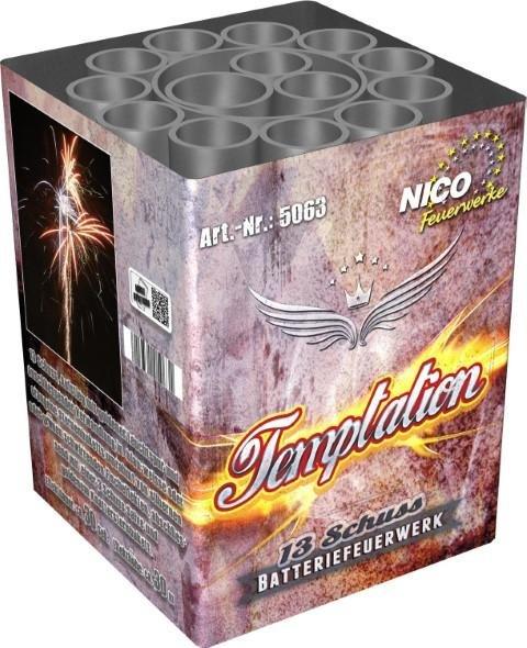 Temptation - Nico 13 Schüßer