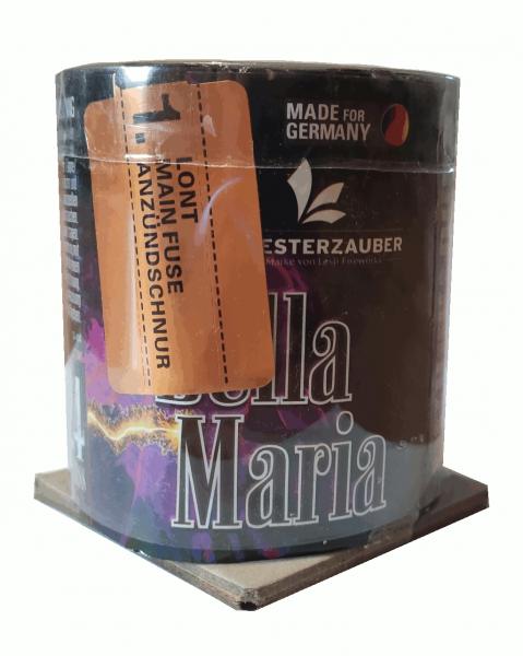 Bella Maria - rote Cracklingkometen