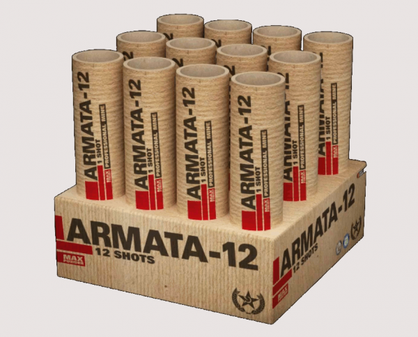 Armata-12 Feuertopfbatterie aus der Soviet Shooter Reihe von Lesli Feuerwerk