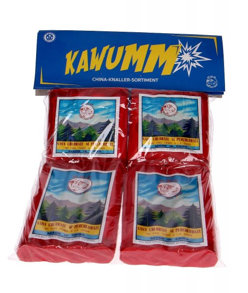 Kawum Böllerset der Firma Funke in P1