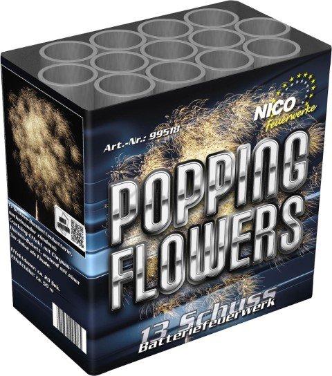 Nico Popping Flowers im Pyrolager.de
