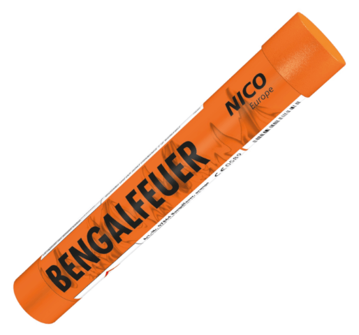 Nico Bengalfeuer Orange