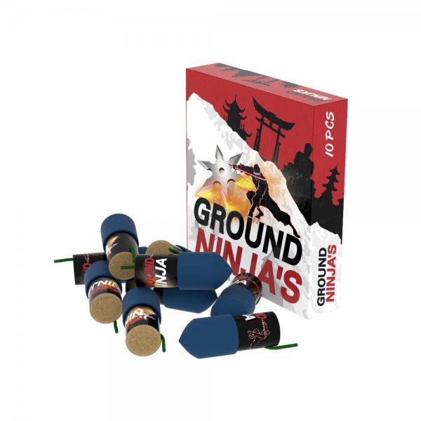 Ground Ninjas - Video