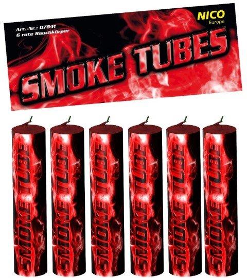 Smoke Tubes rot von Nico
