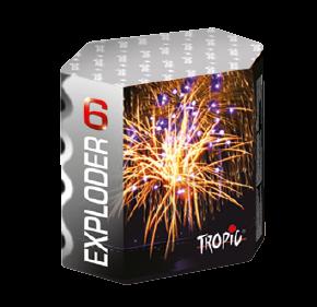 F3 Feuerwerk Exploder 6 - TB19