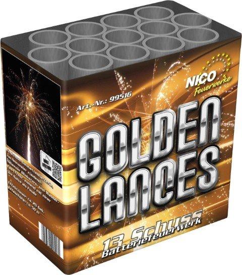 Golden Lances von Nico Feuerwerk - 13 Schüßer