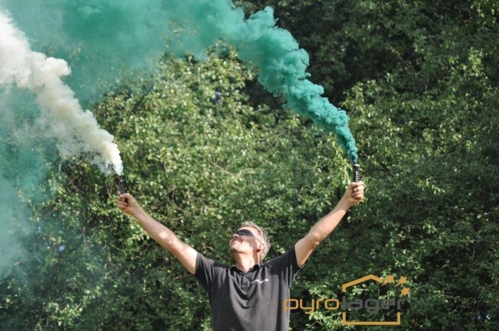 Rauchgranate von Enola Gaye