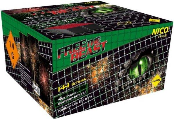 Free the Beast - XXL Feuerwerk von Nico Europe