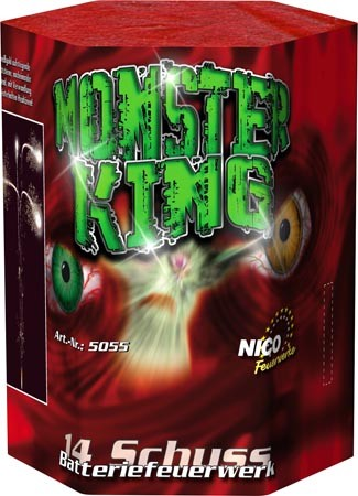 Pyrolager.de - Nico Monster King