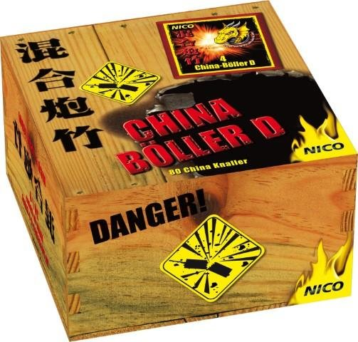 China Böller D von Nico Feuerwerk