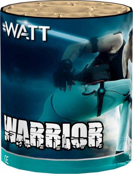 Warrior - günstiges 8 Schuss Feuerwerk der #Watt Reihe